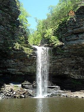 Cedar Falls Trail, Petit Jean State Park 010.jpg