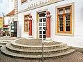 Celle Altes Rathaus Schandpfaehle.jpg