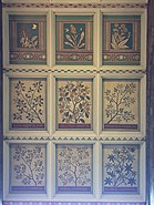 Девять ботанических панелей