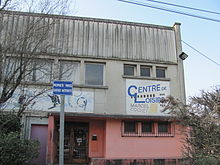 Photo du bâtiment du centre Marcel-Cochet
