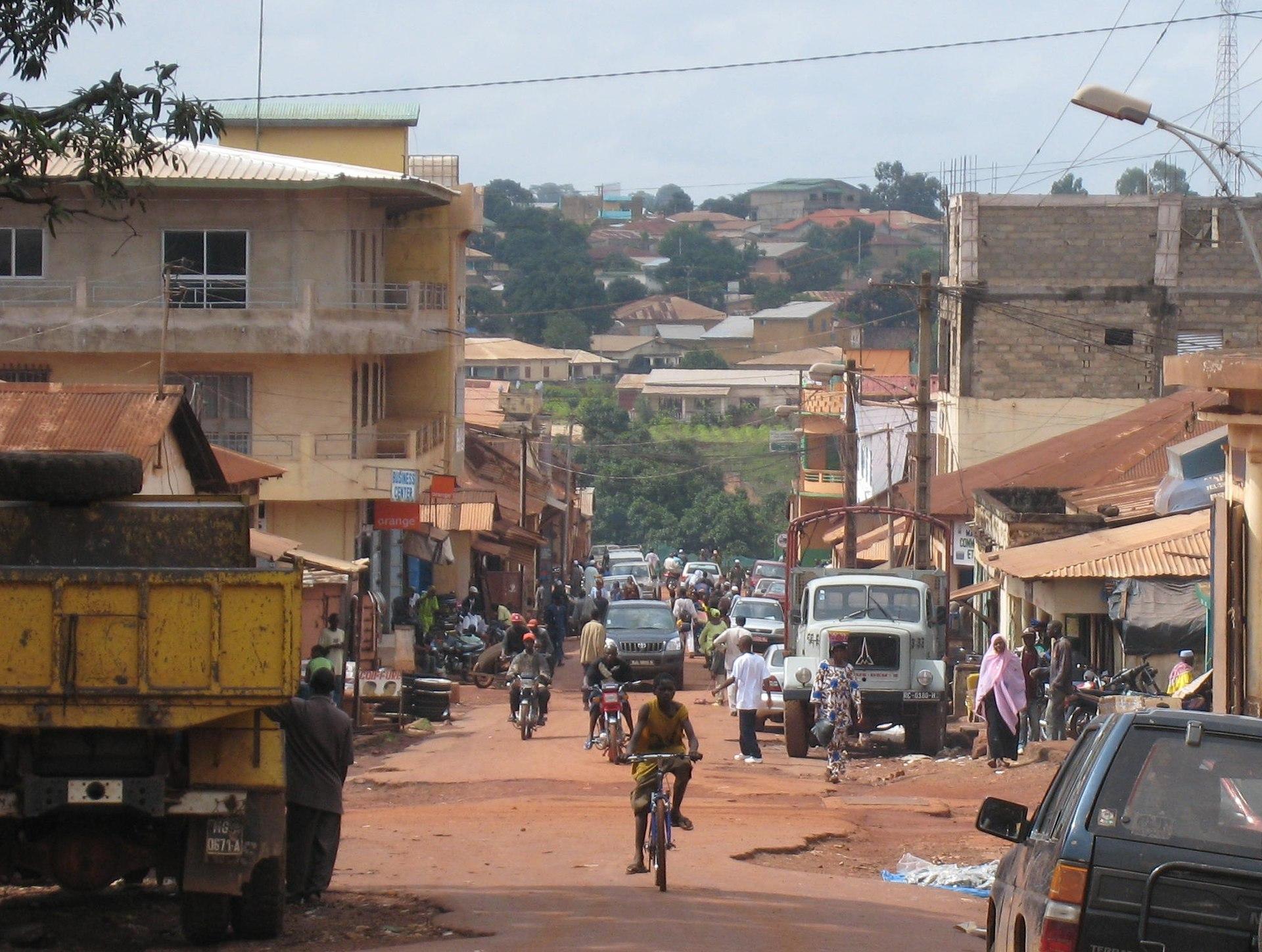 Dakar Centre Ville Video