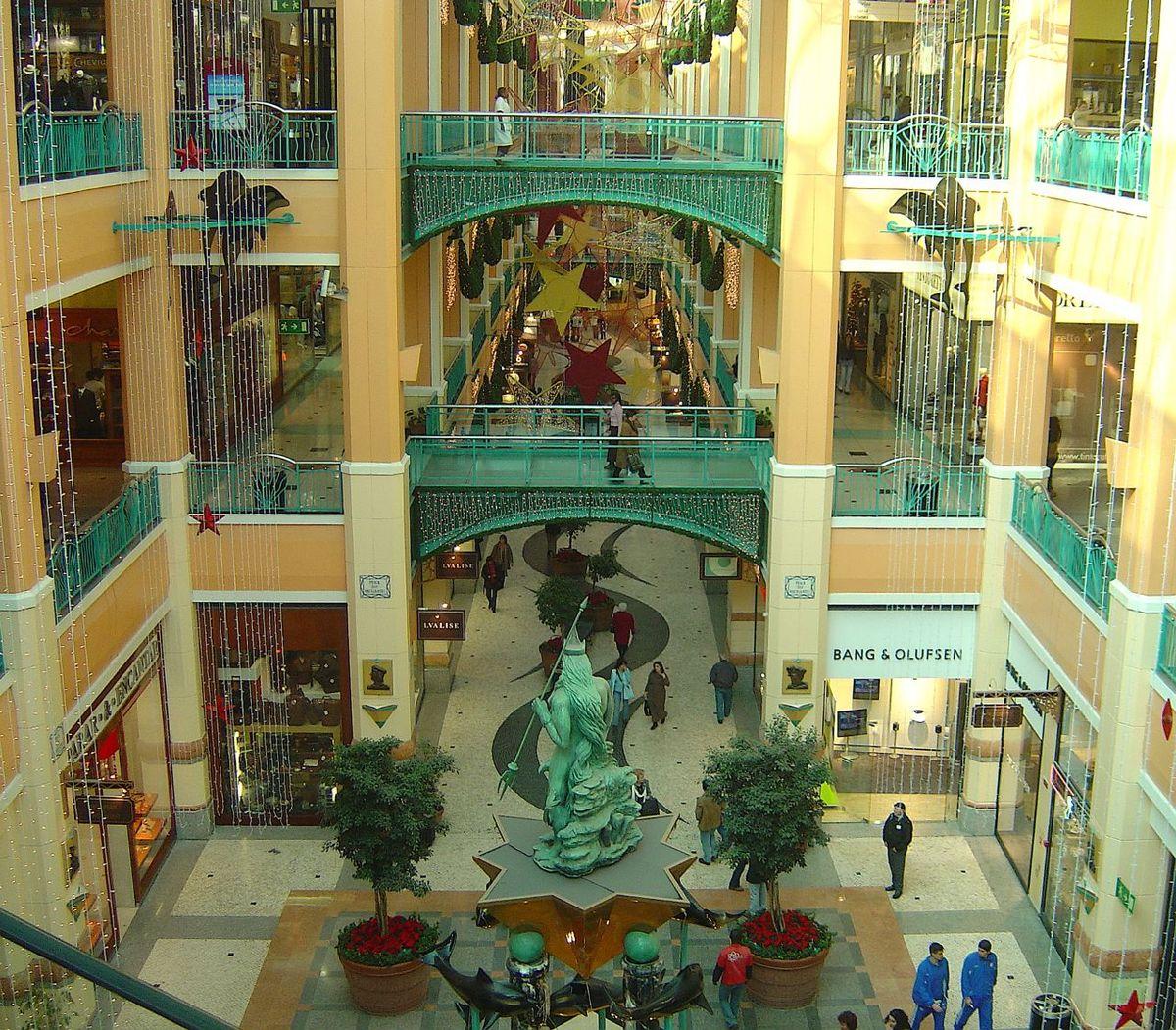 centro comercial gemini lisboa mapa Colombo Centre   Wikipedia centro comercial gemini lisboa mapa