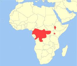 Cercopithecus neglectus distribution.svg