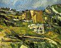 Cezanne - Haus in der Provence.jpg