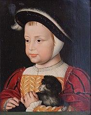 Henri II enfant