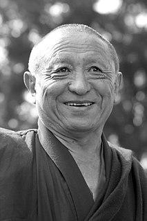 Chökyi Nyima Rinpoche Tibetan Lama