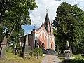 Chapel at Rasos Cemetery, Vilnius - panoramio.jpg
