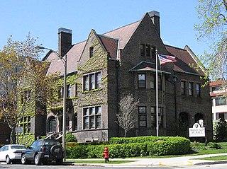 Charles Allis Art Museum United States historic place