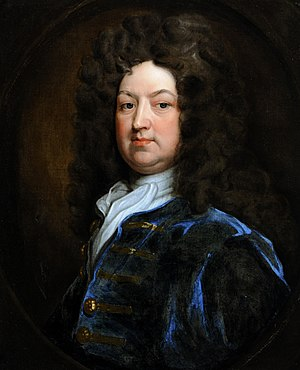 Charles Churchill (British Army officer, born 1656) - A painting of Charles Churchill by the circle of Godfrey Kneller