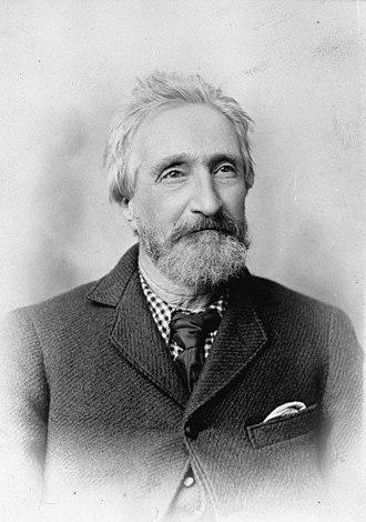 Charlie Douglas - Charlie Douglas, ca. 1890