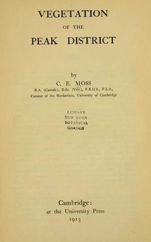 Charles Edward Moss - Image: Charles Edward Moss 00
