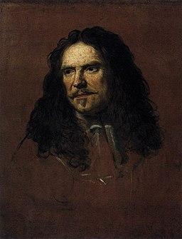 Charles Le Brun - Portrait of Turenne - WGA12550
