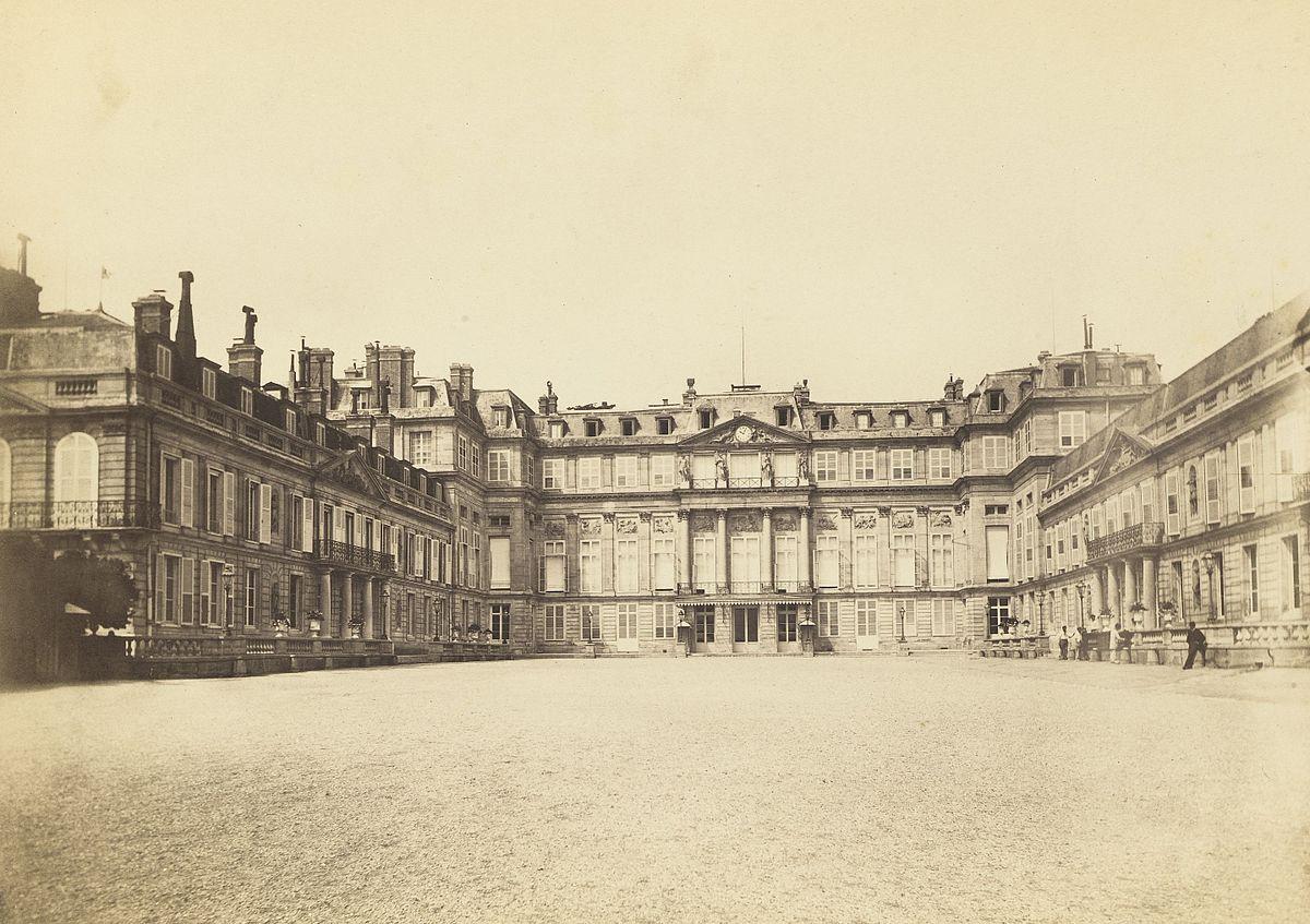 Préférence Kasteel van Saint-Cloud - Wikipedia KP78
