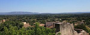 Châteauneuf-de-Gadagne - View of Châteauneuf-de-Gadagne