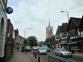 Cheam Road, Sutton, Surrey - geograph.org.uk - 1338764.jpg