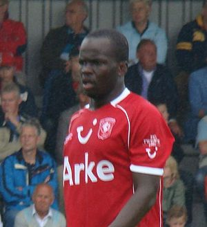 Cheick Tioté - Tioté playing for FC Twente, 2008