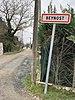 Chemin des Bottes (Beynost) - panneau d'entrée.jpg