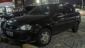 Chevrolet Classic - Corsa based Classic in Brazil