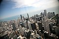 "Chicago (ILL) Willis Tower ( Ex. SEARS Tower ) 1974, N-E side "" the loop "" (4800280227).jpg"
