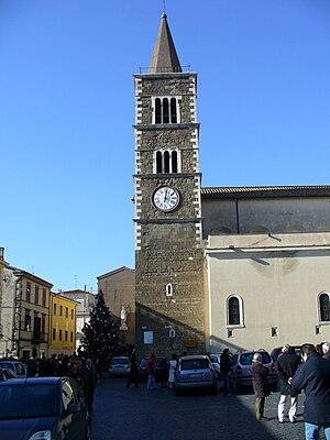 Agapitus of Palestrina - Cathedral of San Agapito, Palestrina