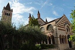 Chiesa della Santissima Trinità in Monte Oliveto
