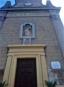 Chiesa di san giuseppe taranto wikipedia for Arredi interni san giuseppe vesuviano