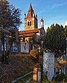Chiesa di San Pietro e il vecchio cimitero.jpg