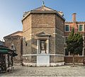 Chiesa di San Polo (Venice) - abside and Statue of saint Paul.jpg