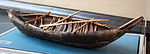 Chile, alakaluf canoe, model in the Vatican Museums.jpg