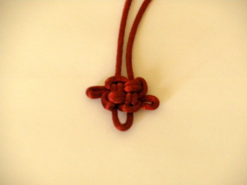Chinese Good Luck Knot