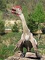 Chirostenot model in Bałtów Jurassic Park.jpg