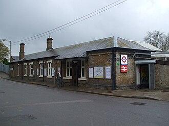 Chorleywood - Chorleywood Station