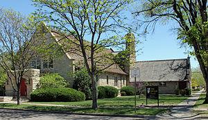Christ Episcopal Church (Cañon City, Colorado) - Image: Christ Episcopal Church (Cañon City, Colorado)