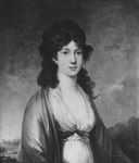 Christina Amalia Sparre af Söfdeborg, 1778-1811 (Carl Fredrik von Breda) - Nationalmuseum - 39374.tif