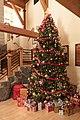 Christmas decorations at Snow Lodge (49266600532).jpg