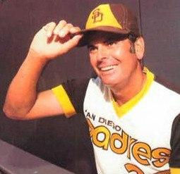 Chuck Estrada (coach) - San Diego Padres - 1978