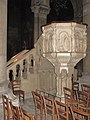 Church Saint-Pierre in Macon (pulpit).jpg