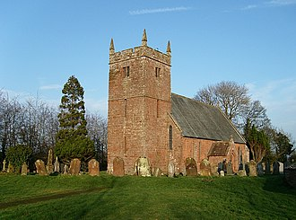 Scaleby - Image: Church of All Saints, Scaleby geograph.org.uk 690286