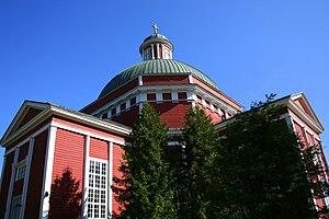 Saarijärvi - Church of Saarijärvi