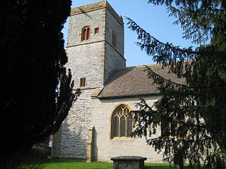 Church of St Andrew, Northover