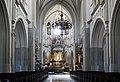 Church of St Joseph (interior), 2 Zamoyskiego street, Podgorze, Krakow, Poland.jpg