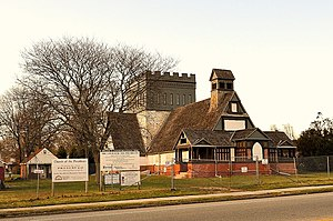 Church of the Presidents (New Jersey) - Image: Church presidents nj