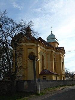 Chválenice - kostel svatého Martina SVV.jpg