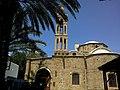 Chypre Nicosie Eglise Trypiotis Chevet - panoramio.jpg