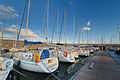 Circolo Nautico NIC Porto di Catania Sicilia Italy Italia - Creative Commons by gnuckx (5383742004).jpg