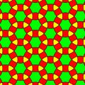Circular rhombitrihexagonal tilng.png