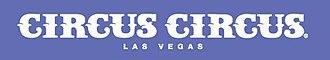 Adventuredome - Image: Circus Circus Las Vegas logo 2