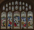 Cirencester, St John the Baptist church, Window (44360958765).jpg