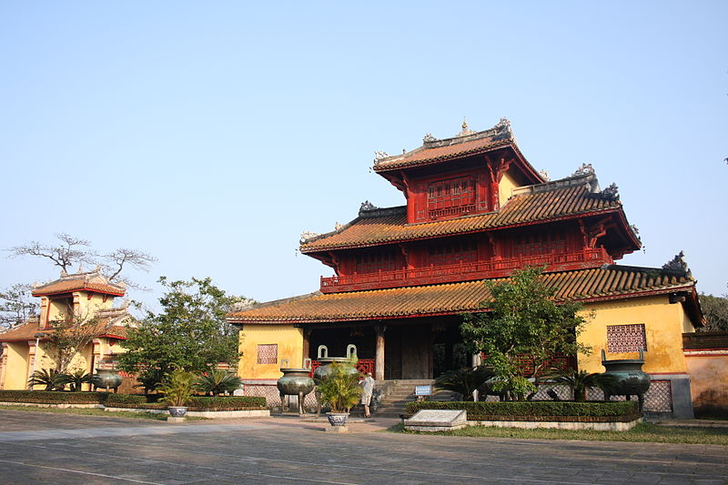File:Citadel of Huế 2.jpg