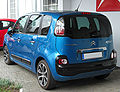 Citroën C3 Picasso rear 20100411.jpg